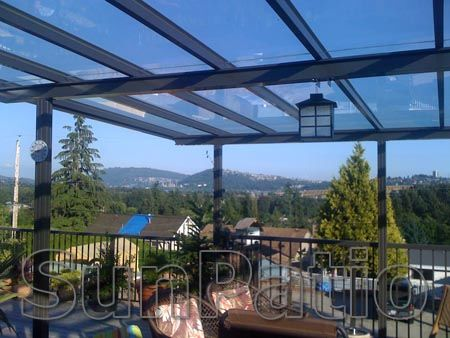 Glass Patio Cover, Glass Patio Covers